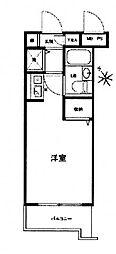 パレ・ドール八王子2[4階]の間取り