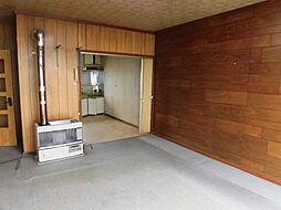 帯広市西十七条北3丁目 戸建て 4LDKの居間