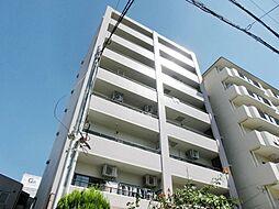 大阪府大阪市東住吉区杭全7丁目の賃貸マンションの外観