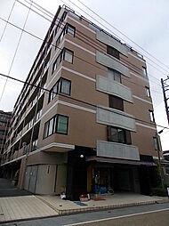 埼玉県蕨市北町2丁目の賃貸マンションの外観