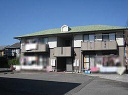 三重県四日市市中川原1丁目の賃貸アパートの外観
