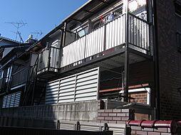 コーポ南長崎[2階]の外観