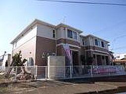 神奈川県高座郡寒川町一之宮4丁目の賃貸アパートの外観