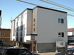 ヴィクトワール平岡II[3階]の外観