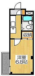 ハウスアルファ[1階]の間取り