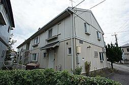 クレスト篠籠田I[2階]の外観