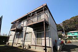 舟倉アパートA[102号室]の外観