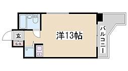 サンコート神戸[8階]の間取り