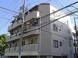 兵庫県神戸市兵庫区塚本通3丁目の賃貸マンションの外観