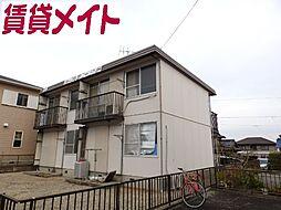 三重県鈴鹿市国府町の賃貸マンションの外観