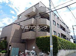 ガーデンホーム早稲田[303号室]の外観