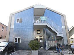 大阪府堺市西区鳳中町8丁の賃貸アパートの外観