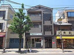 京都府京都市中京区寺町通夷川上る久遠院前町の賃貸マンションの外観