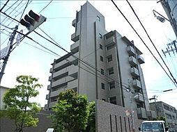 大阪府茨木市桑田町の賃貸マンションの外観