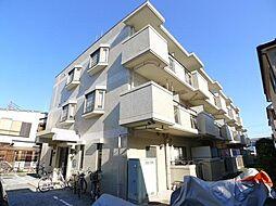 千葉県松戸市馬橋の賃貸マンションの外観