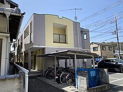山陽電鉄本線 山陽曽根駅 徒歩7分の賃貸アパート