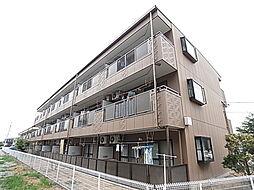 レザンヨシダB[2階]の外観