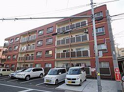 松村第一マンション[1階]の外観