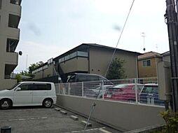 パークサイド・マ・メゾン[1階]の外観