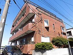 欅マンション[3階]の外観