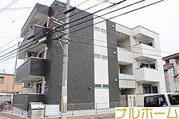 大阪府大阪市平野区長吉出戸4丁目の賃貸アパートの外観