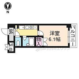 北野白梅町駅 4.2万円