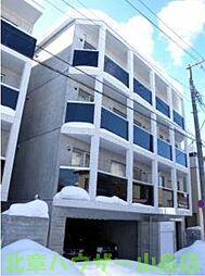 クラークサイドSAPPORO(クラークサイド札幌)[4階]の外観