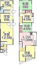 修学院駅 2,380万円