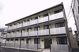 レオパレスクレストコート[3階]の外観