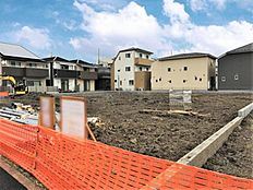 戸建てが9棟分建つほどの広さを持つ土地