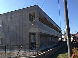 山口県宇部市開4丁目の賃貸アパートの外観