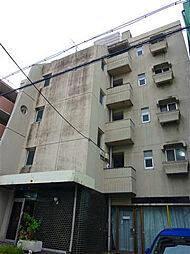 高砂マンション[4階]の外観