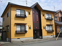 石川県金沢市額乙丸町ハの賃貸アパートの外観