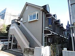 若葉富士見アパート[103号室]の外観