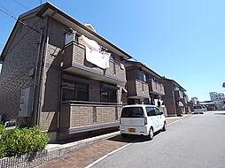 兵庫県加古川市別府町別府の賃貸アパートの外観