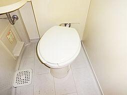 トーカン東淀川キャステールのトイレもキレイにお使い頂けますよ