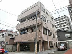 ピュアガーデン渡田[3階]の外観