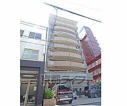 京都府京都市下京区善長寺町の賃貸マンションの外観