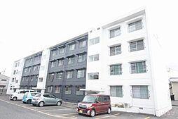 広島県福山市春日町吉田の賃貸マンションの外観
