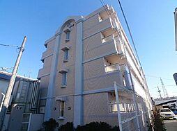 岡山県岡山市北区東古松南町の賃貸マンションの外観