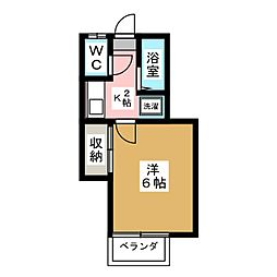 三ツ沢上町駅 3.8万円