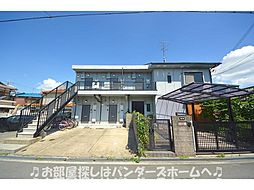 大阪府枚方市牧野下島町の賃貸マンションの外観