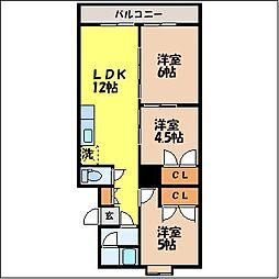 赤迫駅 5.5万円