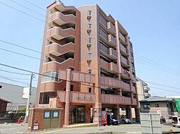 福岡県福岡市城南区南片江1丁目の賃貸マンションの外観