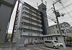 大阪府大阪市鶴見区鶴見6丁目の賃貸マンションの外観