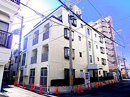 大阪府東大阪市足代3丁目の賃貸マンションの外観
