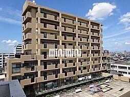 カニエ中央ハイツ[3階]の外観