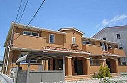愛知県名古屋市緑区相原郷2丁目の賃貸アパートの外観
