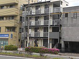 神奈川県横浜市西区浅間町4丁目の賃貸マンションの外観
