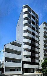 東京都目黒区中目黒4丁目の賃貸マンションの外観